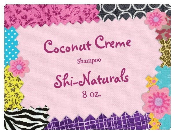 Image of Coconut Creme Shampoo
