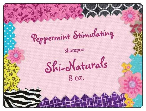 Image of Peppermint Stimulating Shampoo