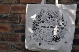 Image of Lotte & Bloom Tote Bag