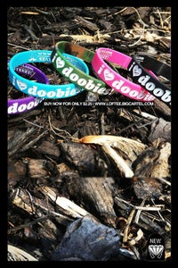 Image of Loftee Apparel!™ New i love doobies!™ Wristbands