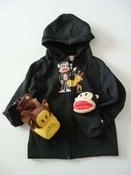 Image of Super Rad PAUL FRANK PUPPET hoodie!
