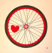 Image of Bicycle Heart by Lil' Tuffy