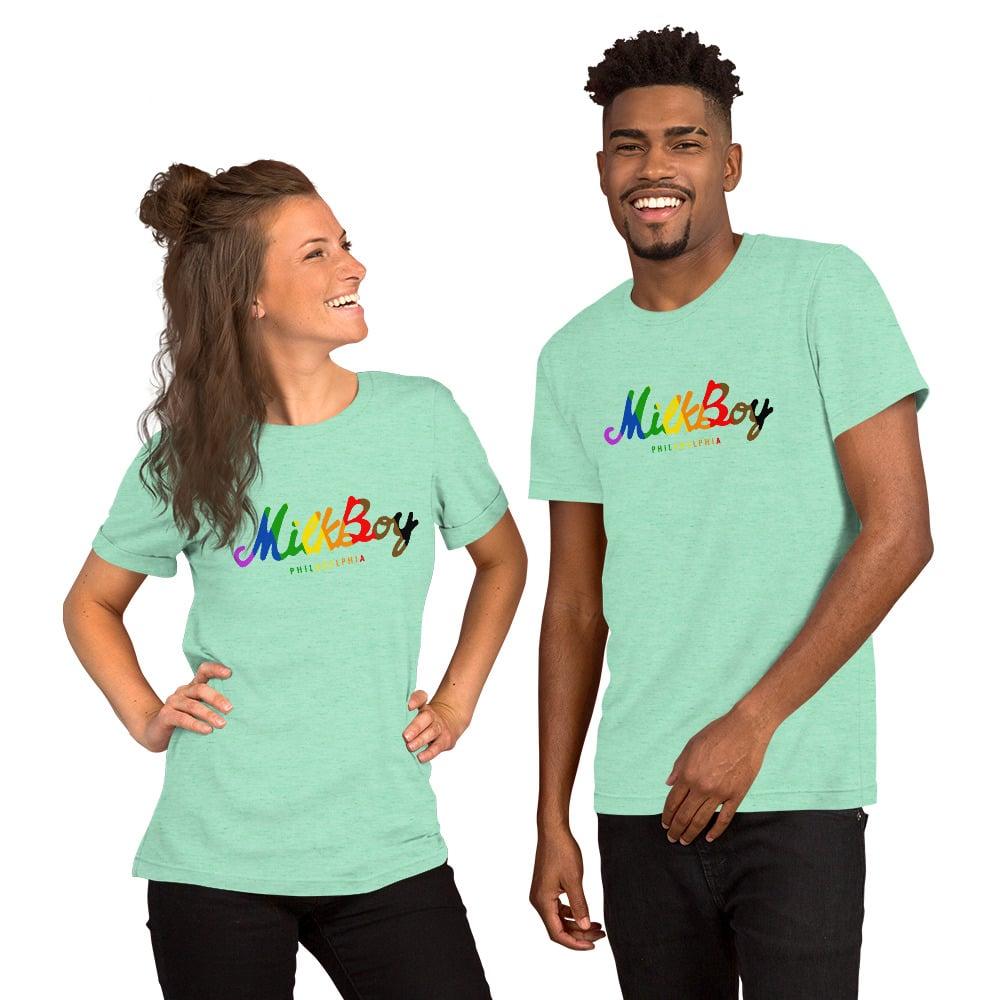 Image of Short-Sleeve Pride Shirt