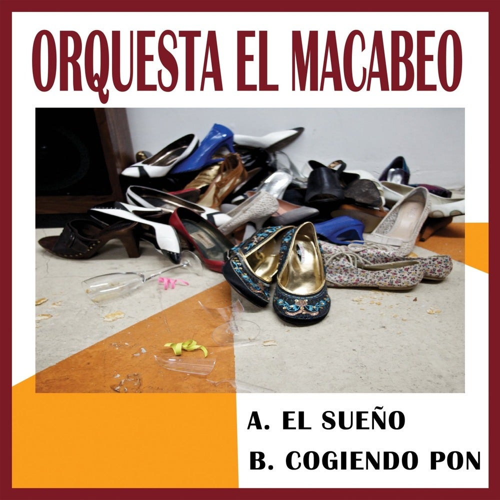 "Image of Orquesta el Macabeo (EC023)  7"" 45RPM"