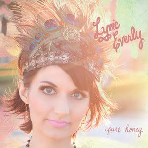 """Image of Lyric Everly """"Pure Honey"""" EP"""
