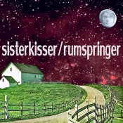 "Image of DKR002 - Rumspringer/Sister Kisser Split 7"" - BLACK Vinyl/300"