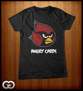 Image of Angry Cards (Womens)
