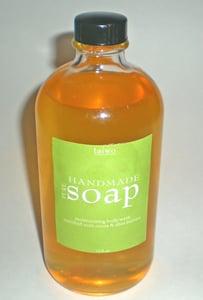 Image of Natural Handmade Body Wash