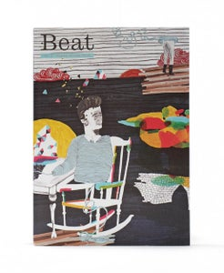 Image of Beat #3 Gypsy Dream Book, cover artwork by Luke Best