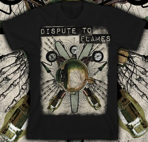 Image of Dispute To Flames - *Exclusive* Medical Closure T-Shirt