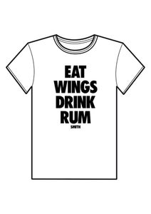 Image of WINGS. RUM. SMITH