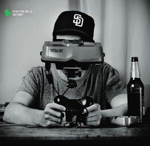 Image of Suff Daddy - Hi-Hat Club Vol. 2 - Suff Draft - LP - Melting Pot Music
