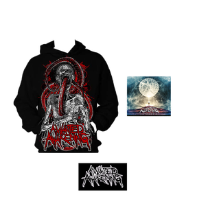 Image of CATHARSIS FULL LENGTH CD/ SWEATSHIRT BUNDLE