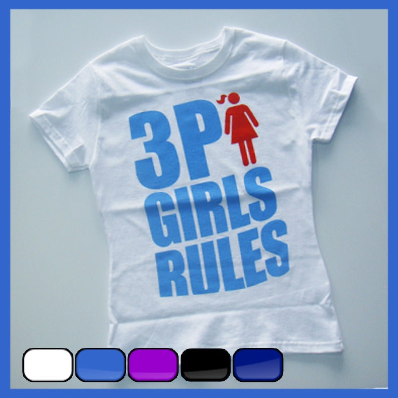 Image of 3P Girls Rules!
