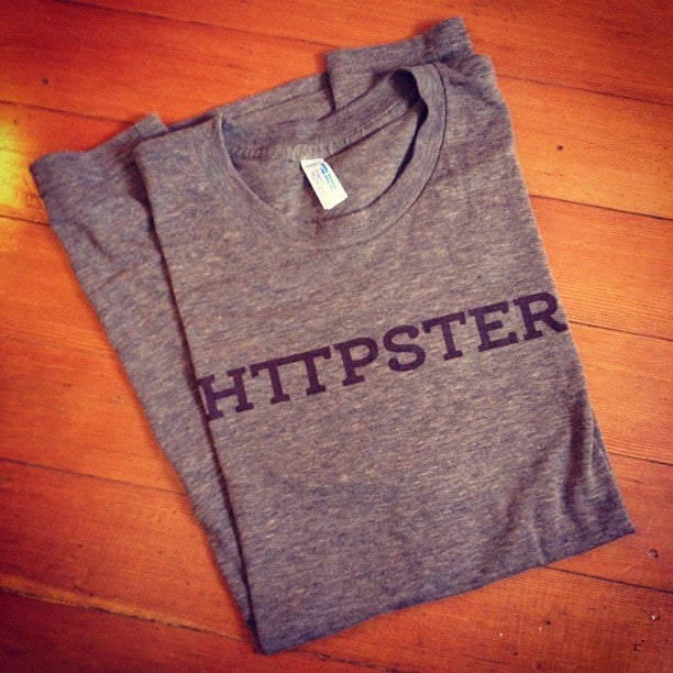 Image of HTTPSTER Tee, First Edition
