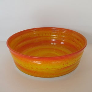 Image of Cath O'Gorman - Amber Serving dish