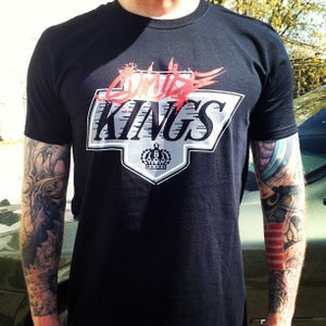 "Image of Suicide ""LA"" Kings T-Shirt"