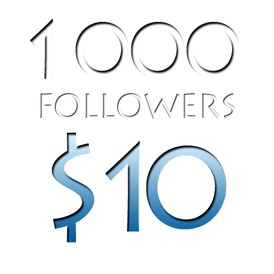 Image of 1000 Worldwide Twitter Followers