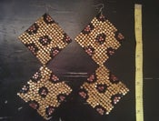 Image of Leopard earrings