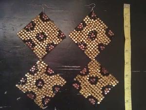 Image of Leopard earrings