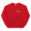 """FW21 - """"FREE WORLD"""" Sweater - Red"""