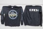 Image of WARRIOR long sleeve (ltd edition Crew shirt)