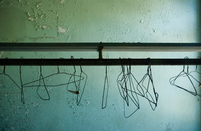 Image of Norwich State Hospital Hangers