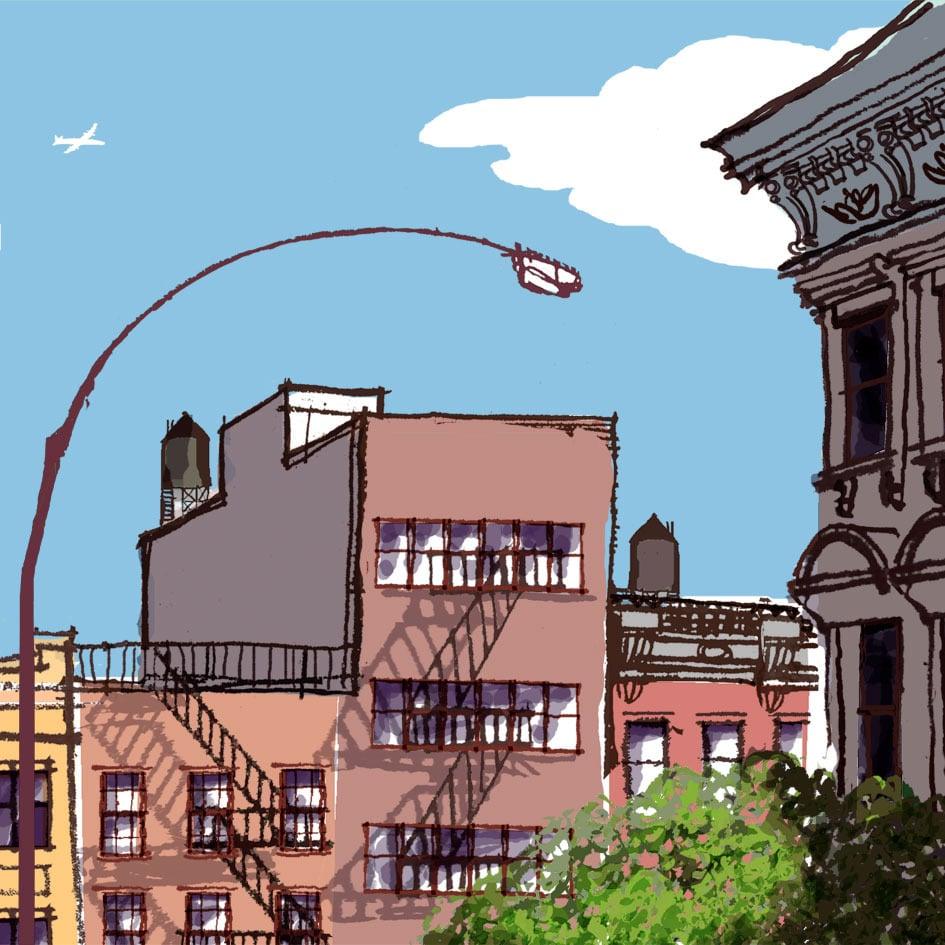 Image of Rivington Street, New York