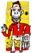 "Image of Safety First 12""x18"" Limited Edition Serigraph"