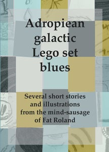 Image of Adropiean Galactic Lego Set Blues