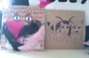 Image of owl split & ep deal.