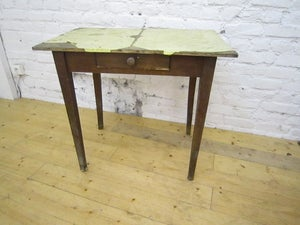 Image of table bois
