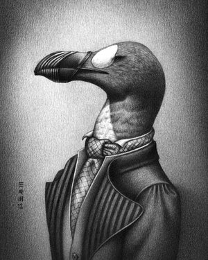 Image of Great Auk, 1844