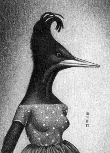 Image of Imperial Woodpecker, c.1956
