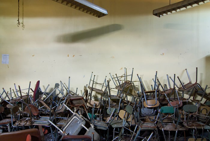 Image of Chair Graveyard