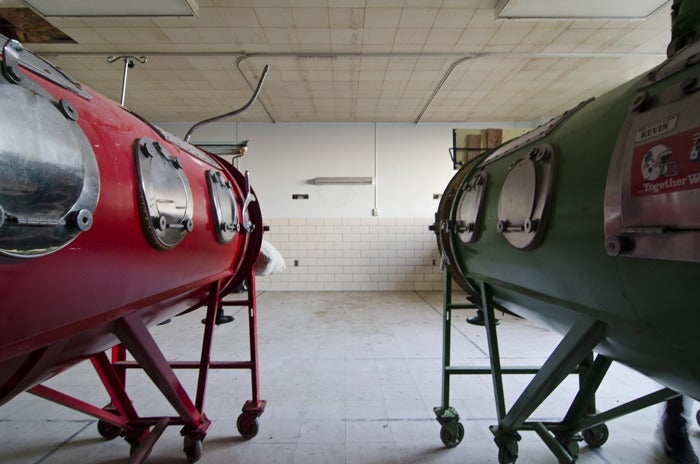 Image of Iron Lungs