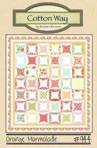 Image of Orange Marmalade - Paper Pattern #944