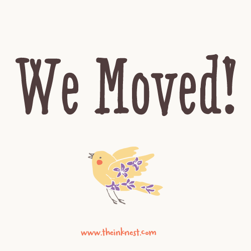 Image of We moved!!!