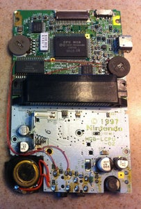 Image of Pre-Pro sound MGB board