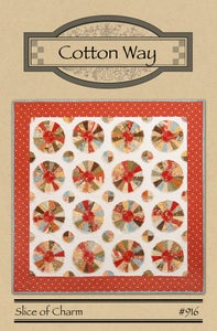 Image of Slice of Charm - Paper Pattern #916