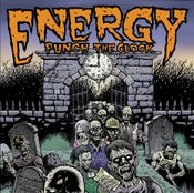 Image of Energy - Punch The Clock CD