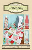Image of Patchwork Ironing Board - Paper Pattern #921