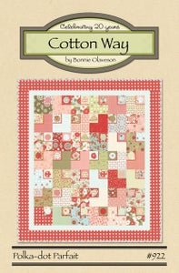 Image of Polka-Dot-Parfait - Paper Pattern #922