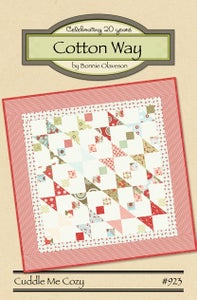 Image of Cuddle Me Cozy - Paper Pattern #923
