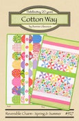 Image of Reversable Charm ~ Spring and Summer - Paper Pattern #927