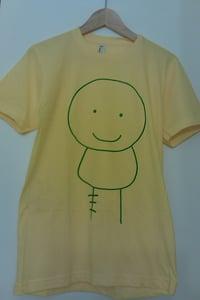 Image of SUNSHINE YELLOW Pookie T-shirt
