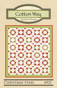 Image of Christmas Stars - Paper Pattern #937