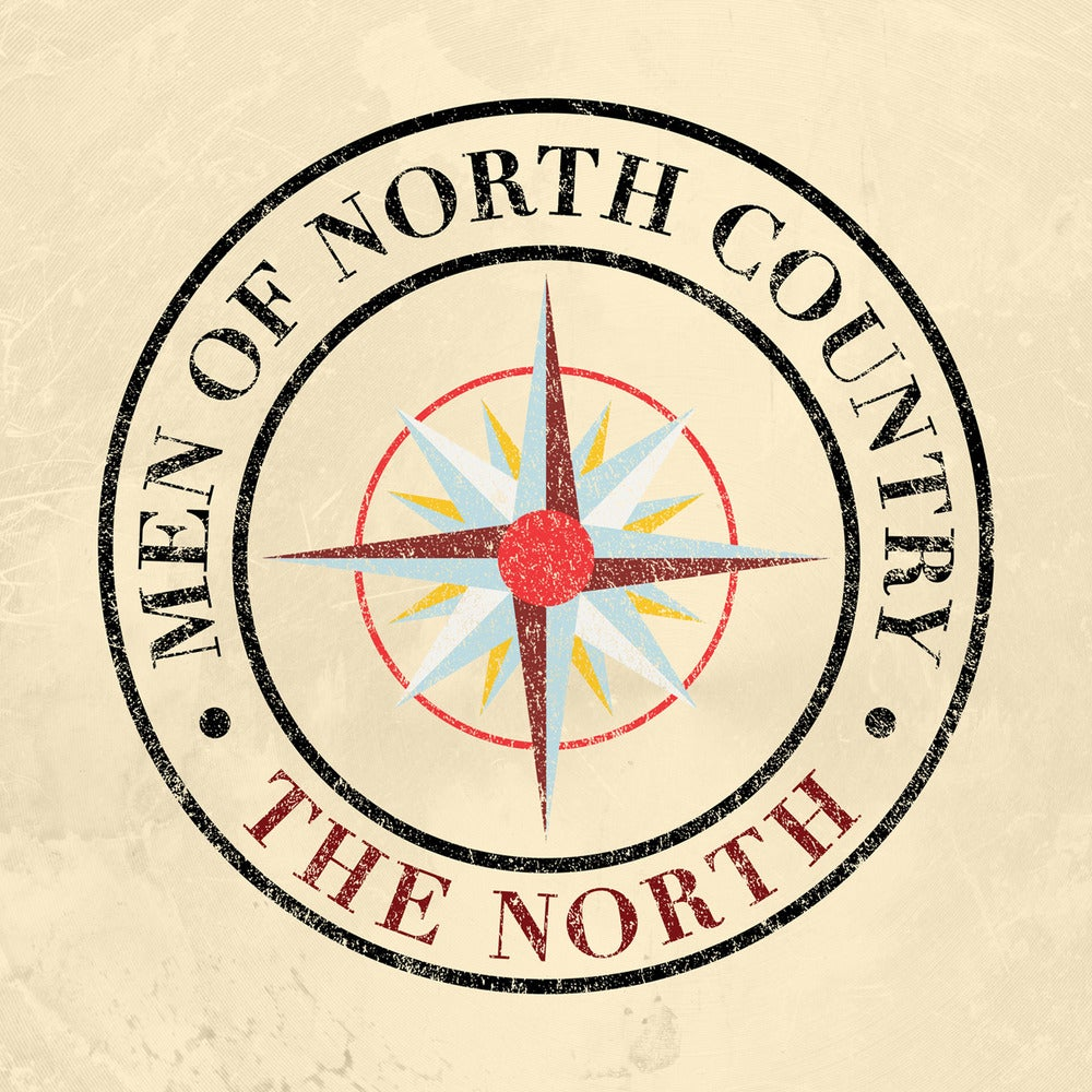 Image of Men Of North Country - The North Album (CD)