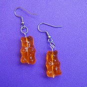 Image of Gummy Bear Earrings
