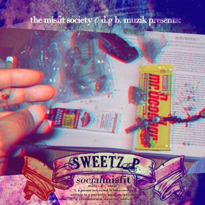 "Image of SWEETZ P. ""SOCIAL MISFIT"" 2012"